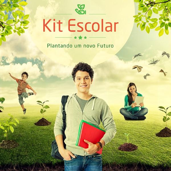 Kit Escolar BioEnergia